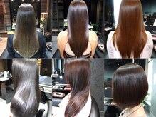 ルーチェ ヘアーデザイン(Luce Hair design)の雰囲気(様々な髪のお悩みを改善します【池袋】【髪質改善】【縮毛矯正】)