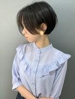 ラウンジ モリオ イケブクロ(Lounge MORIO Ikebukuro)【morio池袋】美しい黒髪ショート♪