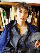 ドロップ(drop)Kid'sバングベリーショート【表参道/青山 drop】