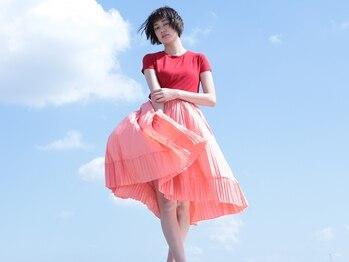 ジゼル(Giselle)の写真/一人ひとりの骨格・髪質・クセなどを見極めて行うカットで、アナタが一番輝くスタイルに…♪