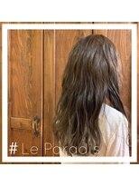 ルパラディ(leparadis)【波巻きウェーブ】