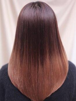 パルバ(PARVA)の写真/髪質改善トリートメントサイエンスアクア 繰り返すたびに美しく 美髪チャージという新感覚テクノロジー!