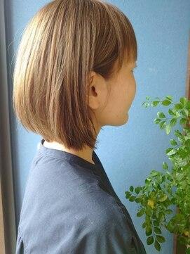 クブヘアー(kubu hair)《Kubu hair》