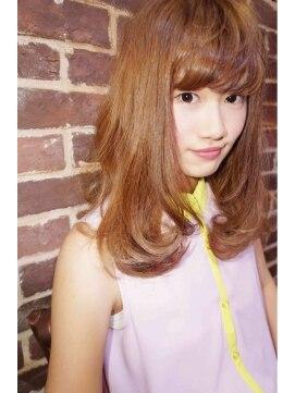 ヘアサロンエム 大宮店(HAIR SALON M)前髪重めのリラックスカール