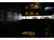 ナウアンドゼン(Now&Then)の雰囲気(個室のシャワー室完備!ゆったりとリラックスできます☆)
