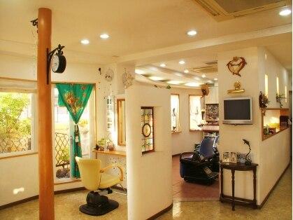 マハロ ヘアーアイディーサロン(MAHALO hair ID salon)の写真