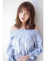 ヘアリゾート リアン(hair resort Lien)大人かわいいミディ ☆Lien☆ 倉田