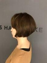 ビスヘアアンドメイク(BIS hair&make)エレガントボブ