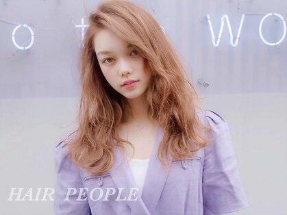 ヘアー ピープル(Hair People)の写真