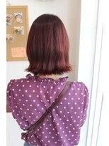 ジップヘアー(ZipHair)Zip Hair ★ピンクパープル★