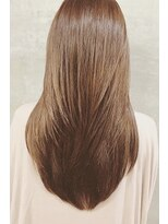 ソフトヘアカッターズ(soft HAIR CUTTERS)透き通る美髪へ_魅せる美髪ストレート