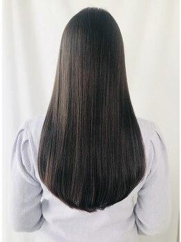 ジル ヘアデザイン ナンバ(JILL Hair Design NAMBA)の写真/話題の[酸熱トリートメント¥11550]導入◇続けるほど効果のある酸熱TRが何回でも同じ価格だから通いやすい!