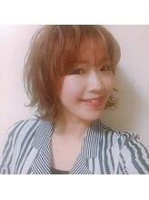 ヘアーアンドスパ ルーチェ(hair&spa Luce)中澤 瞳