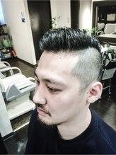 オムヘアーツー (HOMME HAIR 2)メンズクラシカルポンプスタイル【Hommehair2nd】