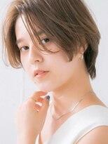 センスヘア(SENSE Hair)ラフでナチュラルなハンサムショート☆