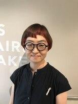 ビスヘアアンドメイク(BIS hair&make)マッシュショート