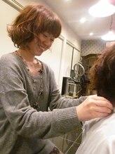 アローヘアーサロン(arrow.hair salon)塩谷 美幸