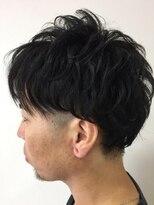 ヘアーグルーミング アイム(Hair &Grooming aim)【メンズカット】ニュアンスパーマスタイル
