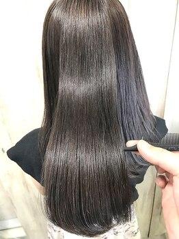 アンフィドットドゥルドゥ(AnFye.dueldo)の写真/原宿の落ち着く一軒家サロン[AnFye.dueldo]髪のダメージでお悩みの方へ…髪質改善のプロによるお悩み解決!