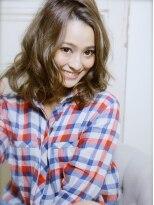 30代のX.I.M by Visee Line  30代からの大人女子ガーリーミディアム画像
