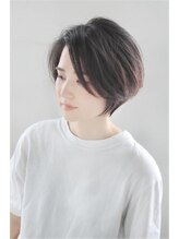 モッズヘア 藤岡店(mod's hair)ショートスタイル