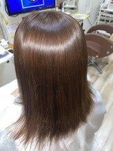 ラヴィヘアスペース(La Vie hair space)縮毛矯正