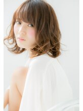 ルーチェ ジユウガオカ(RUCE ~iyugaoka)~RUCE~大島優子さん風♪大人愛され抜け感ウェーブボブ☆