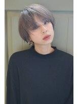 ロアール 上小田井(LOAOL KAMIOTAI)かっこいい大人ショートスタイル