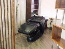 ヘアーサロン チョキ(Hair Salon Choki)の雰囲気(半個室のシャンプー台を完備☆人目を気にせずにSPAを堪能♪)