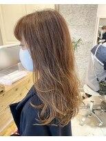 センスヘア(SENSE Hair)20代、30代にオススメ☆【デジタルパーマ】で柔らかウェーブ♪