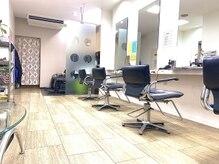 ワイズヘアー(Y's HAIR)の雰囲気(阪神尼崎駅。尼崎中央商店街内♪お買い物ついでにも^ - ^)