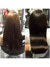 『髪の病院』認定者サロン☆貴女の髪を責任を持って宝石髪へと導きます!