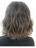 ヴィークス ヘア(vicus hair)ボブ×バレイヤージュ by 井上瑛絵