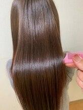 【髪質改善!美髪プログラム】今までいろんなトリートメントをためしても結果が出ない方へ