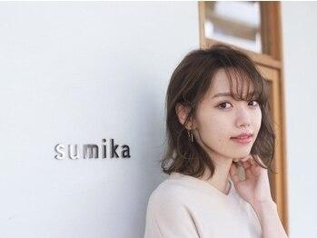 """スミカ(sumika)の写真/[sumika]では髪や頭皮に優しい高級オーガニックカラー""""ヴィラロドラ""""使用!!気になり始めた白髪染めにも◎"""
