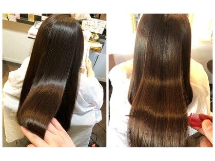 髪質改善ヘアエステ フランネル 経堂(Flannel)の写真