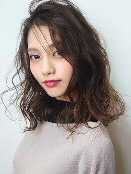 アブソルート(absolute)の写真/来店後のスタイルも満足いただくため、一人一人の髪の状態や季節に合わせライフスタイルになじむご提案♪