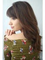 リビングユー(Livingu you)トップふんわり☆大人の女性から憧れ人気セミロング♪by岡田泰宜