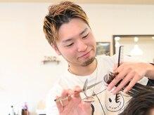 アールズヘア セカンド(R's hair 2nd)の雰囲気(丁寧な接客と施術で「カッコいい」を作ります♪)