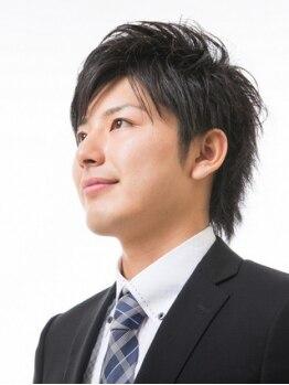 タカミ (TAKAMI)の写真/スタイリングがしやすいように、髪質/骨格/クセを見極めてカットします。いつでもキマる男前スタイルに!!