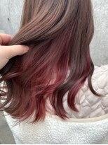 ニュートライズ(NEUTRIZE)インナーカラー/ピンク