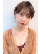 カヤックバイハニー 渋谷店(KAYAK by HONEY)【HONEY】恋が叶う魔法の色っぽショート