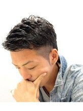 ヘアーサロン リンカ(Hair Salon Rinka)清潔感と男臭さが魅力!!