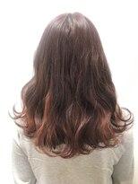 ポッシュ 原宿店(HAIR&MAKE POSH)ピンクマーブルカラー
