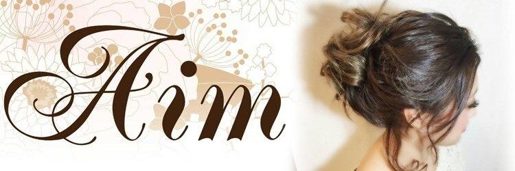 トータルビューティーサロン アイム(total beauty salon Aim)のサロンヘッダー