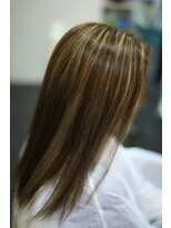 リーフ ヘア(Lief hair)夏ガールハイライト