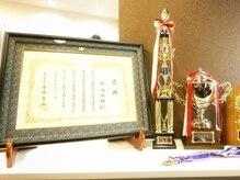 ヘアーサロン タケモト(TAKEMOTO)の雰囲気(コンテスト多数受賞歴あり!トップクラスの技術力☆)