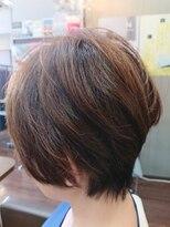 ヘアメイク フェイス(hair make faith)大人ショート