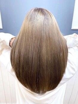 ナチュラル コレット(Natural collet)の写真/《こだわり極上・髪質改善トリートメント》専門マイスターによる髪の診断から施術までパーソナルなご提案!