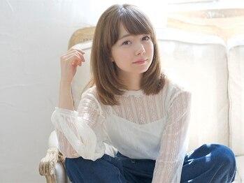 ディスタカマツ(This TAKAMATSU)の写真/ダメージレス&極上質感ストレート☆最新の傷まないアイロンを使用したナチュラルストレートでサラ艶髪に◎